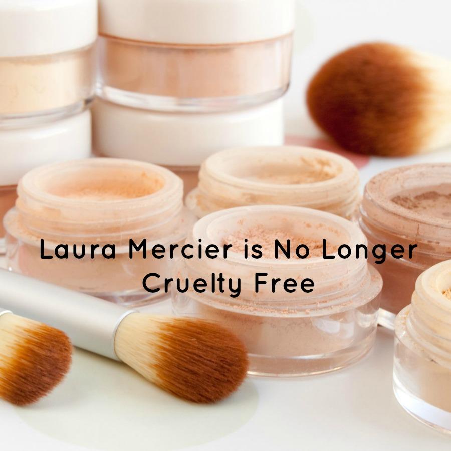Laura Mercier is No Longer Cruelty Free