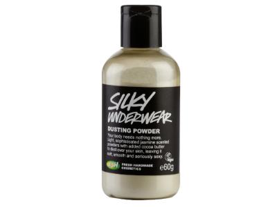 Lush Silky Underwear Dusting Powder Review