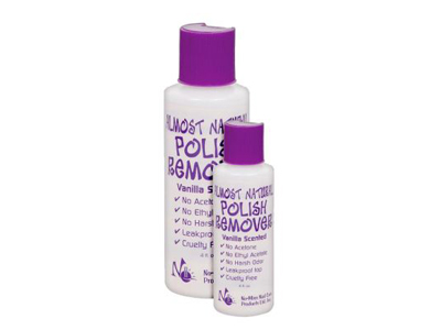 No Miss Almost Natural Polish Remover Review