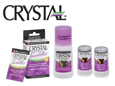 The Crystal is Cruelty Free & Vegan