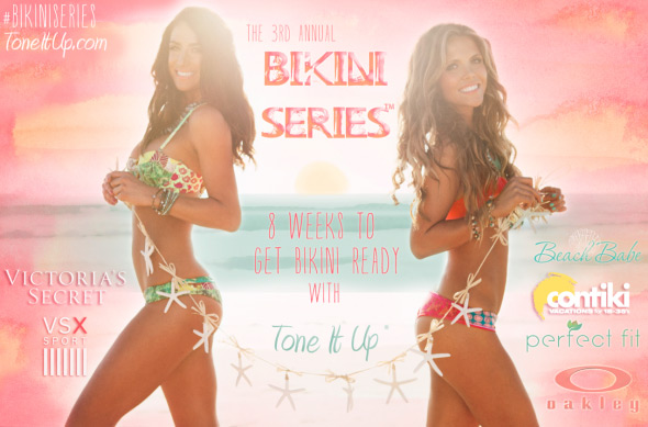 Tone It Up Bikini Series