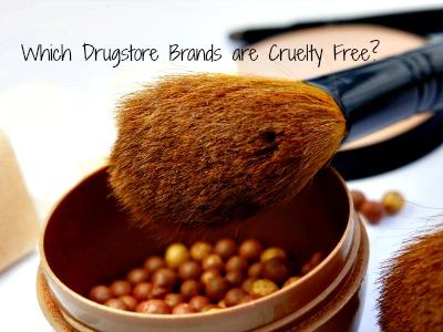 Which Drugstore Brands are Cruelty Free?