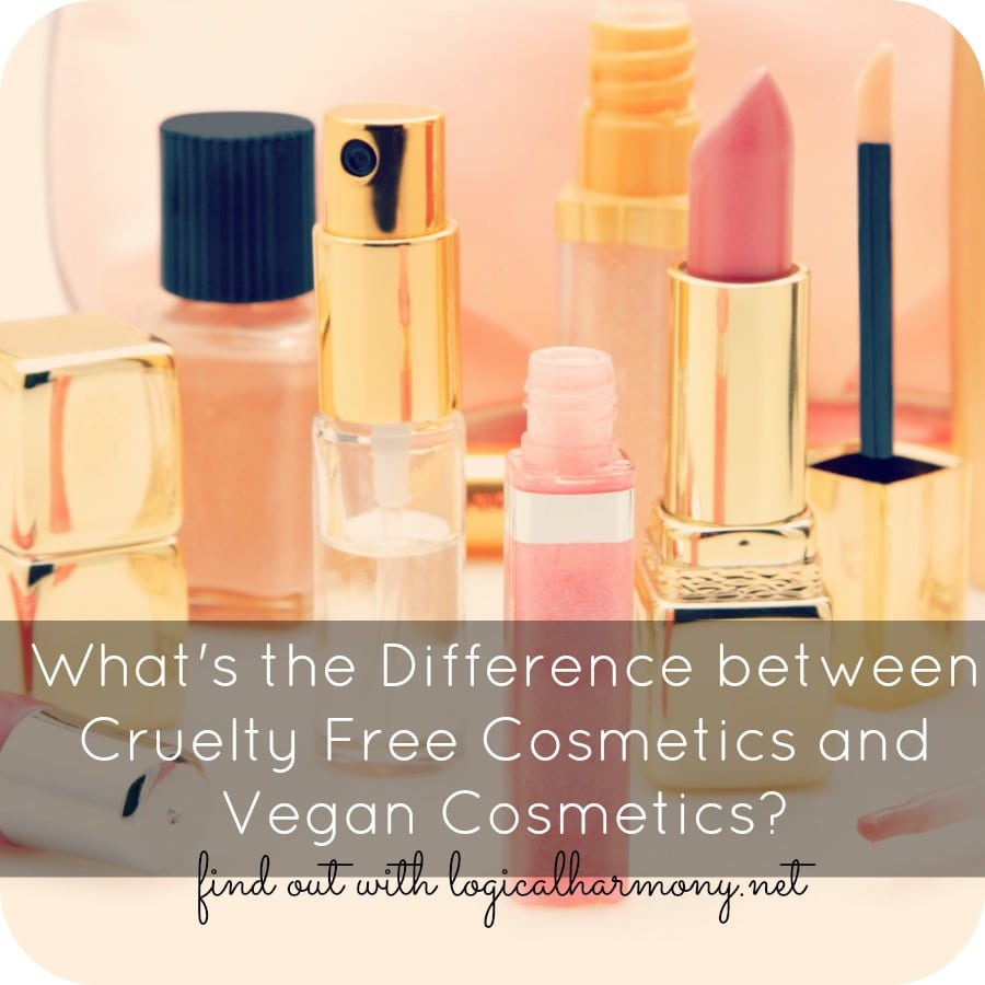 What's the Difference Between Cruelty Free Cosmetics and Vegan Cosmetics?