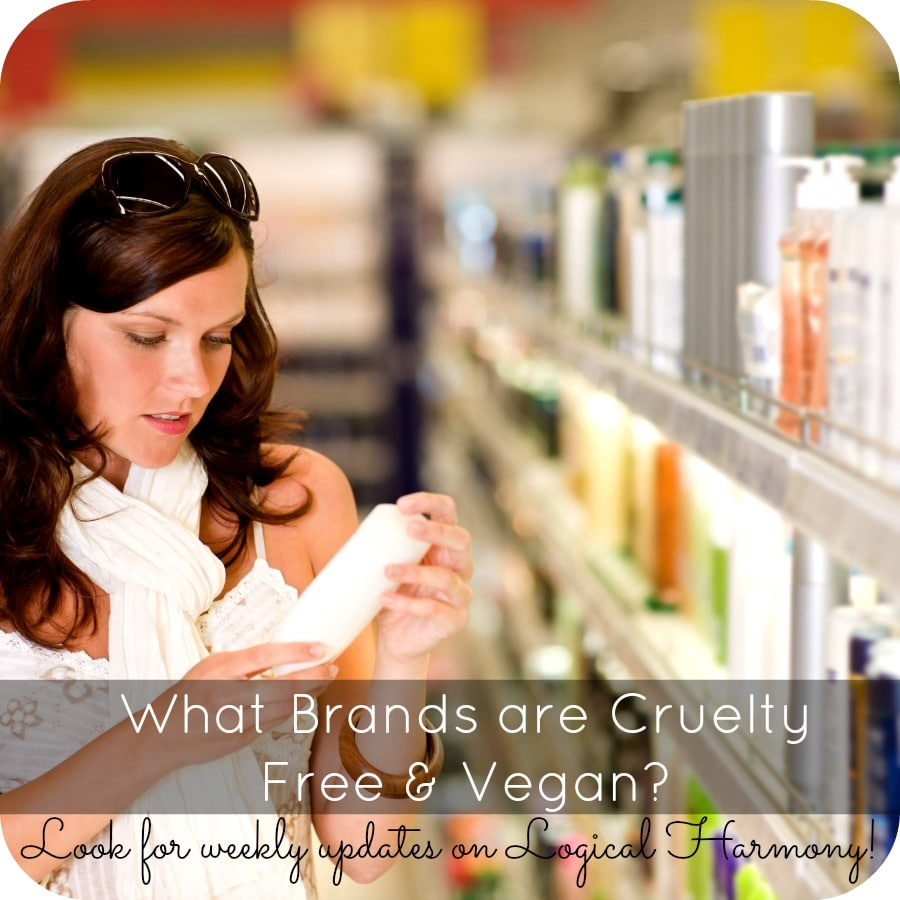 Logical Harmony Cruelty Free & Vegan Brand List