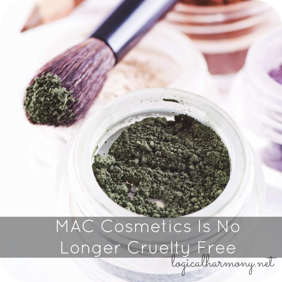 MAC Cosmetics Is No Longer Cruelty Free