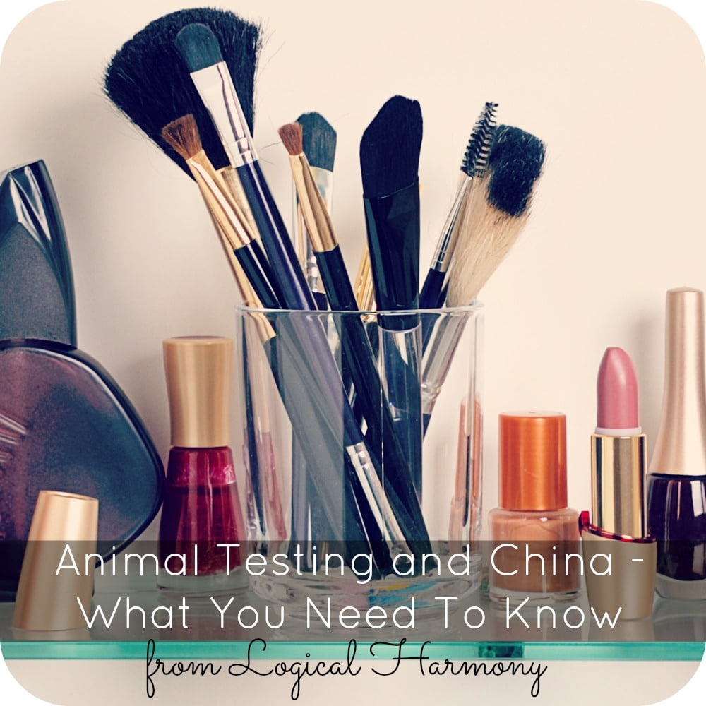 Animal Testing and China - What You Need to Know