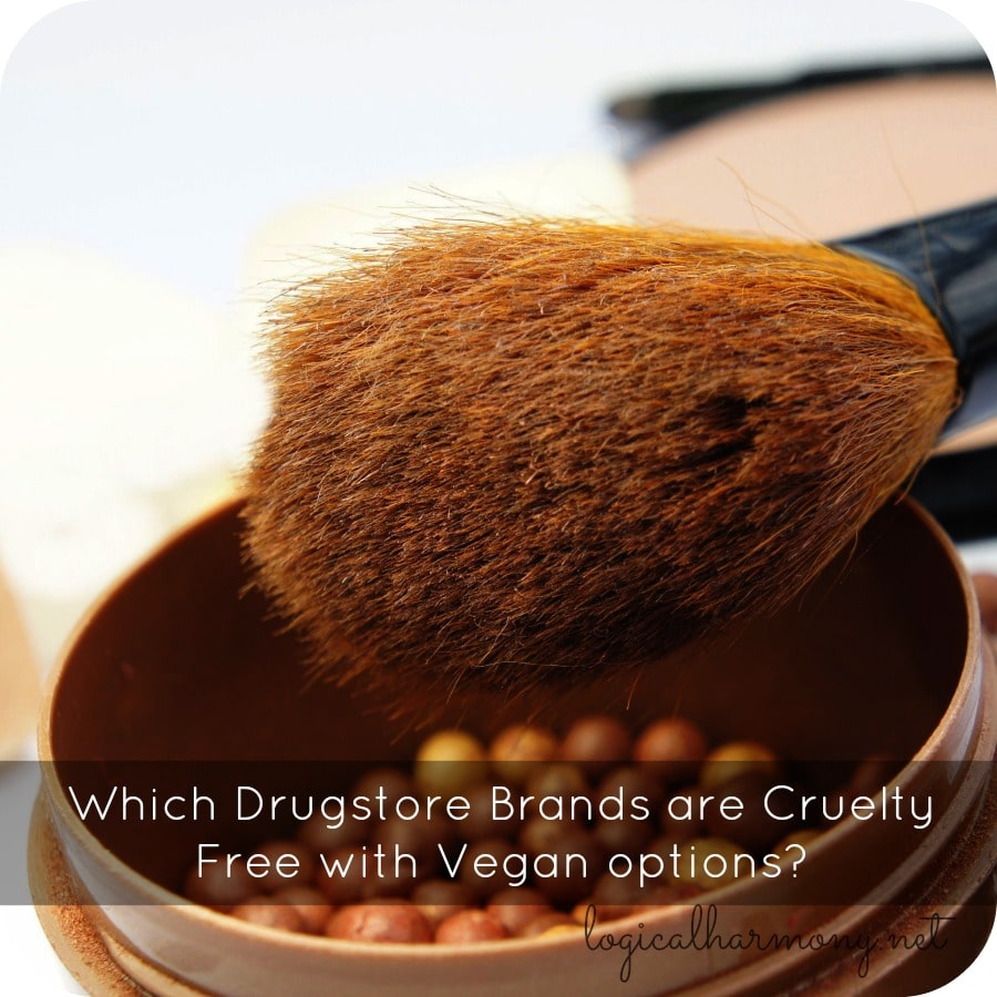 Which Drugstore Brands are Cruelty Free with Vegan Options?