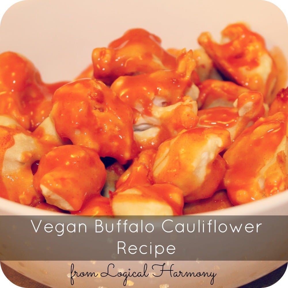 How to make Vegan Buffalo Cauliflower