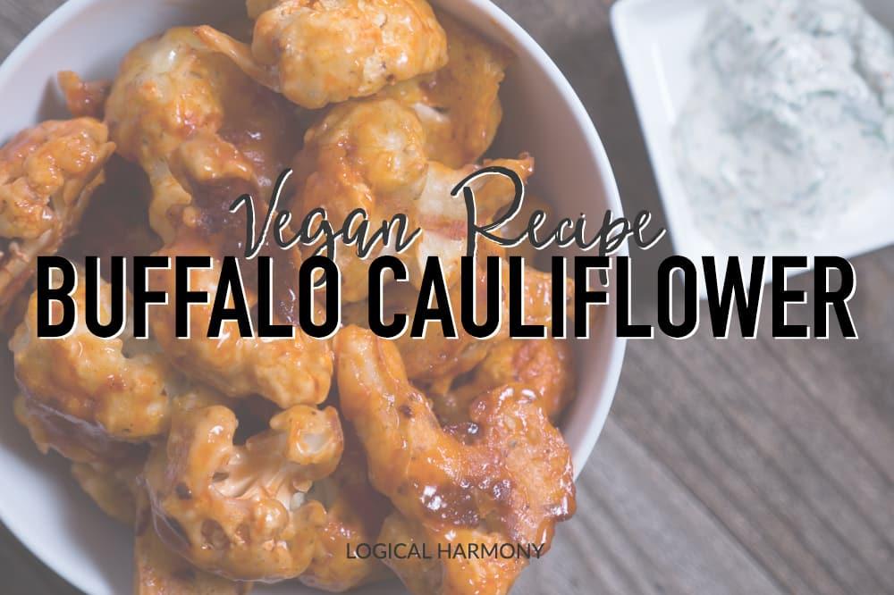 How to make Vegan Buffalo Cauliflower