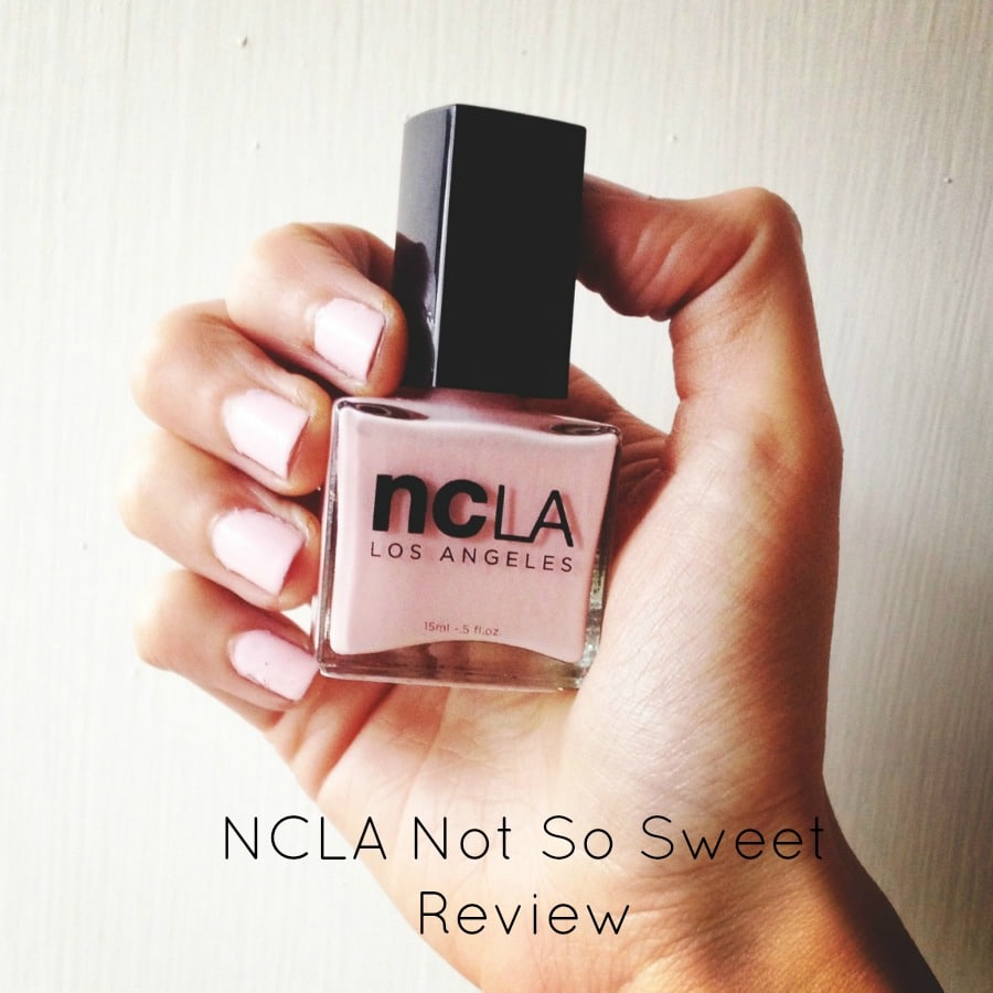 NCLA Not So Sweet Review