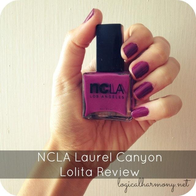NCLA Laurel Canyon Lolita Review