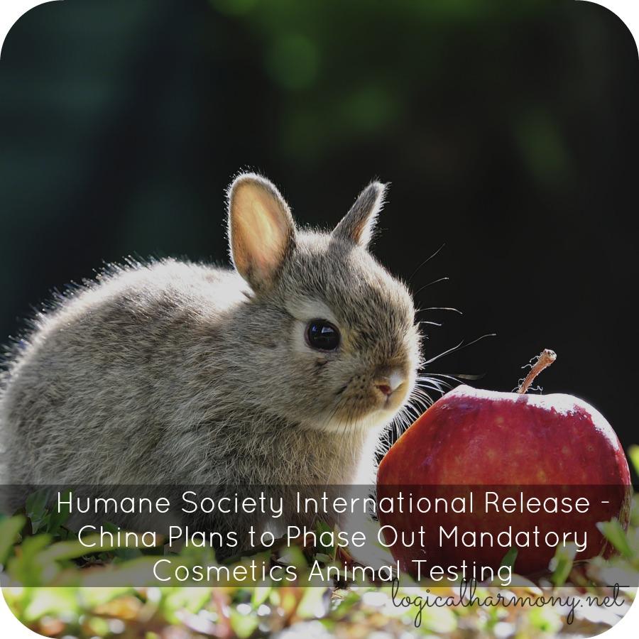 China Plans to Phase Out Mandatory Cosmetics Animal Testing