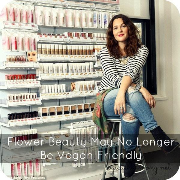 Flower Beauty May No Longer Be Vegan Friendly