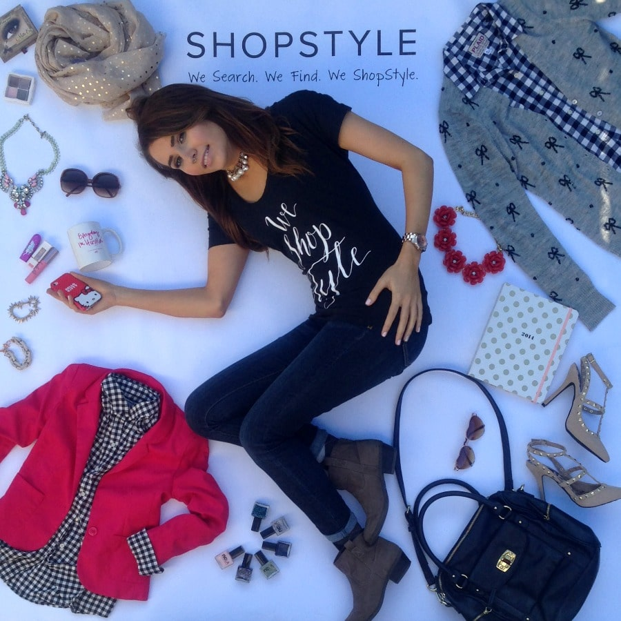 We Search. We Find. We Shopstyle! #WeShopStyle