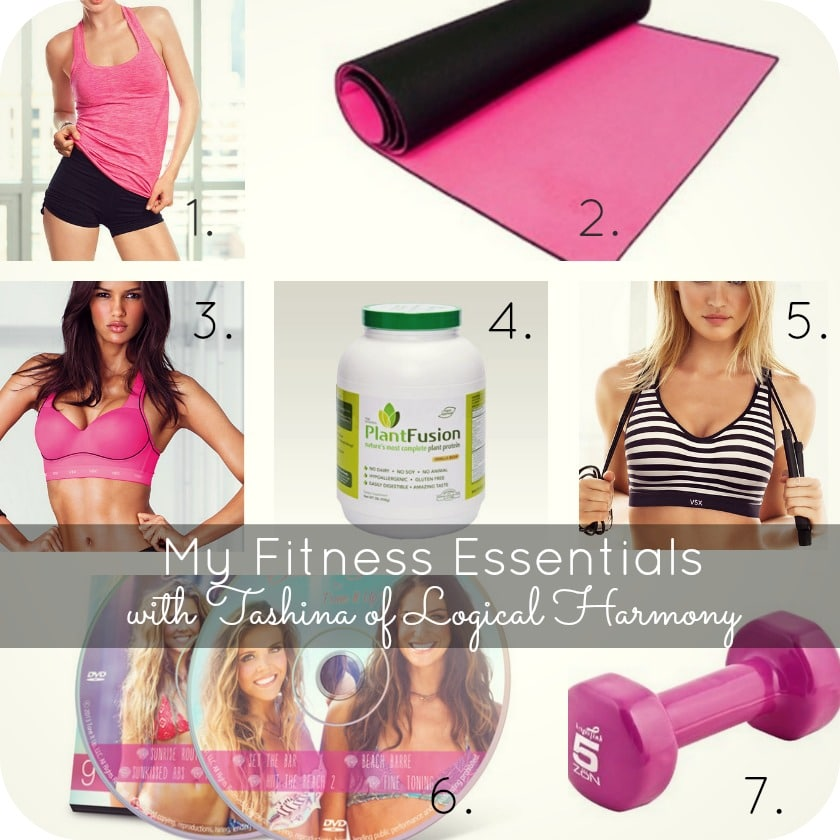 My Fitness Essentials