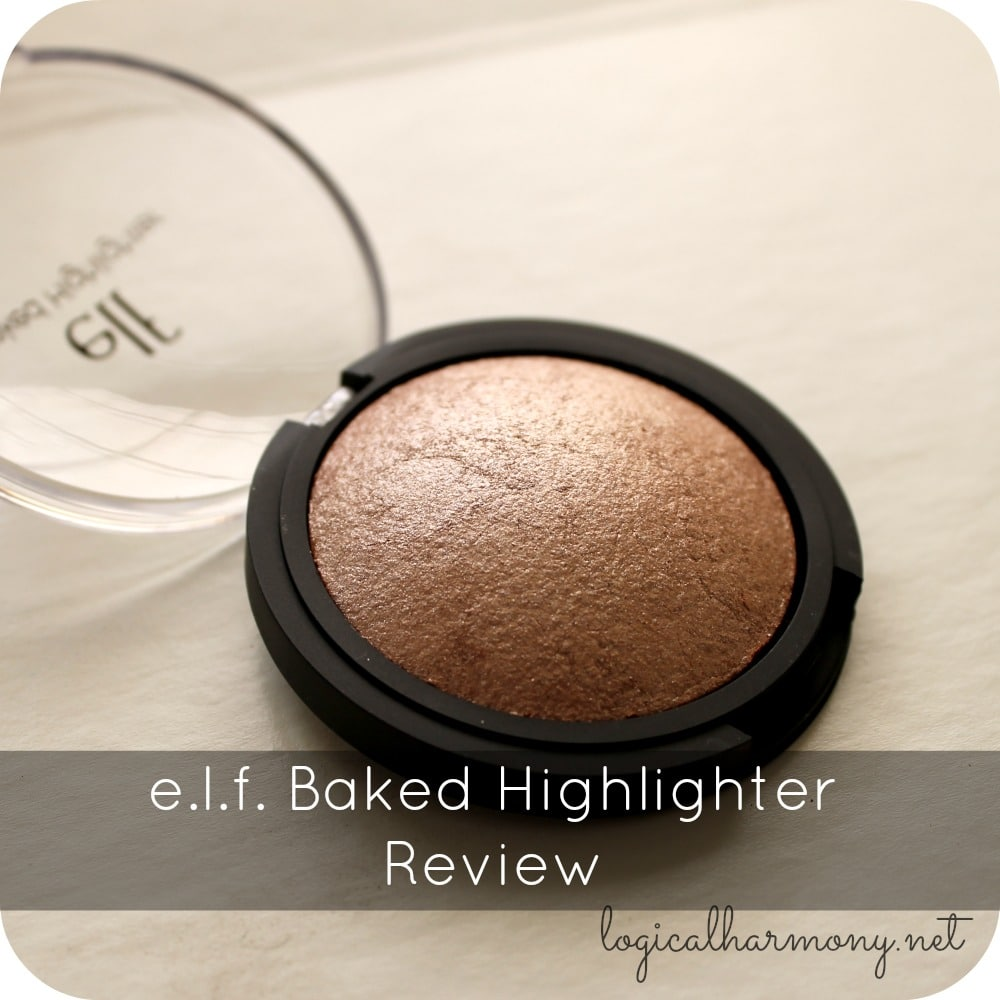 e.l.f. Baked Highlighter Review
