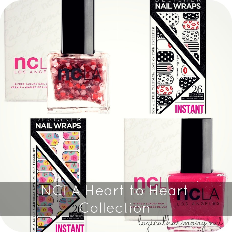 NCLA Heart to Heart CollectionNCLA Heart to Heart Collection