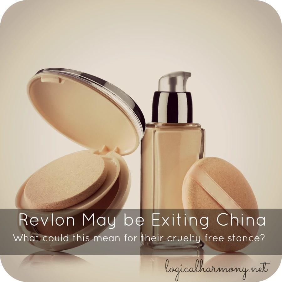 Revlon May be Exiting China