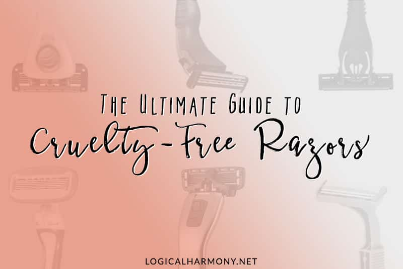 The Best Cruelty-Free Razors