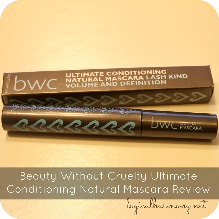Beauty Without Cruelty Ultimate Conditioning Natural Mascara Review