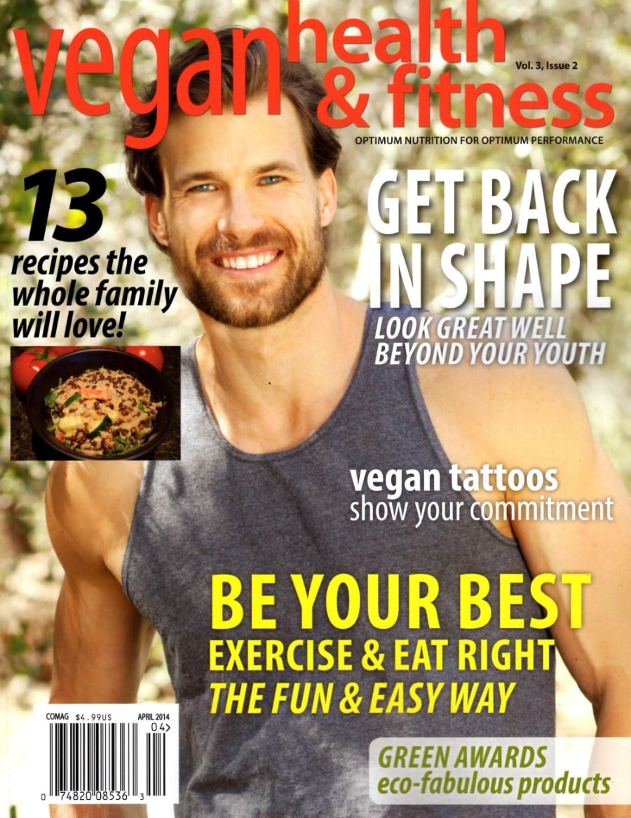 Logical Harmony for Vegan Health and Fitness Magazine