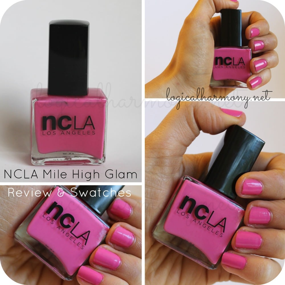 NCLA Mile High Glam Review & Swatches