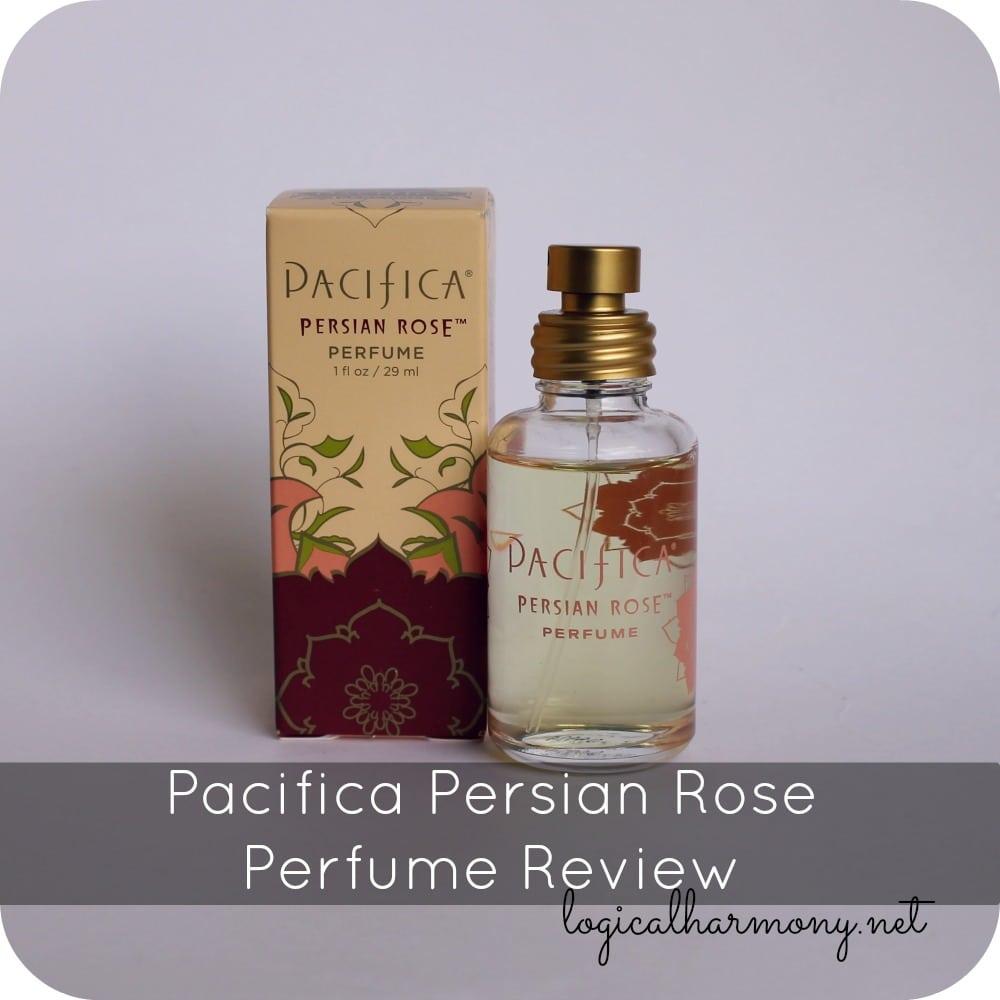 Pacifica Persian Rose Perfume Review