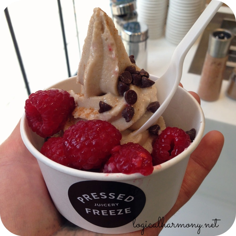 Introducing FREEZE from Pressed Juicery