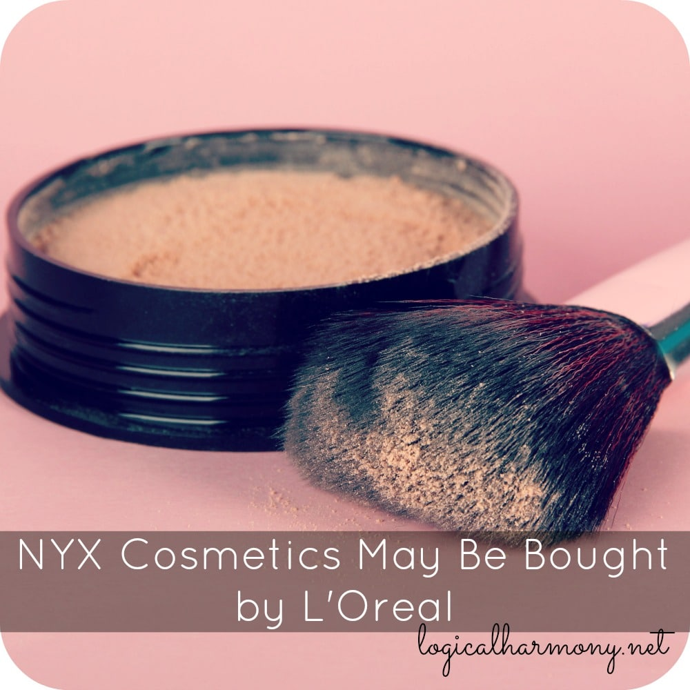 NYX Cosmetics May Be Bought by L'Oreal