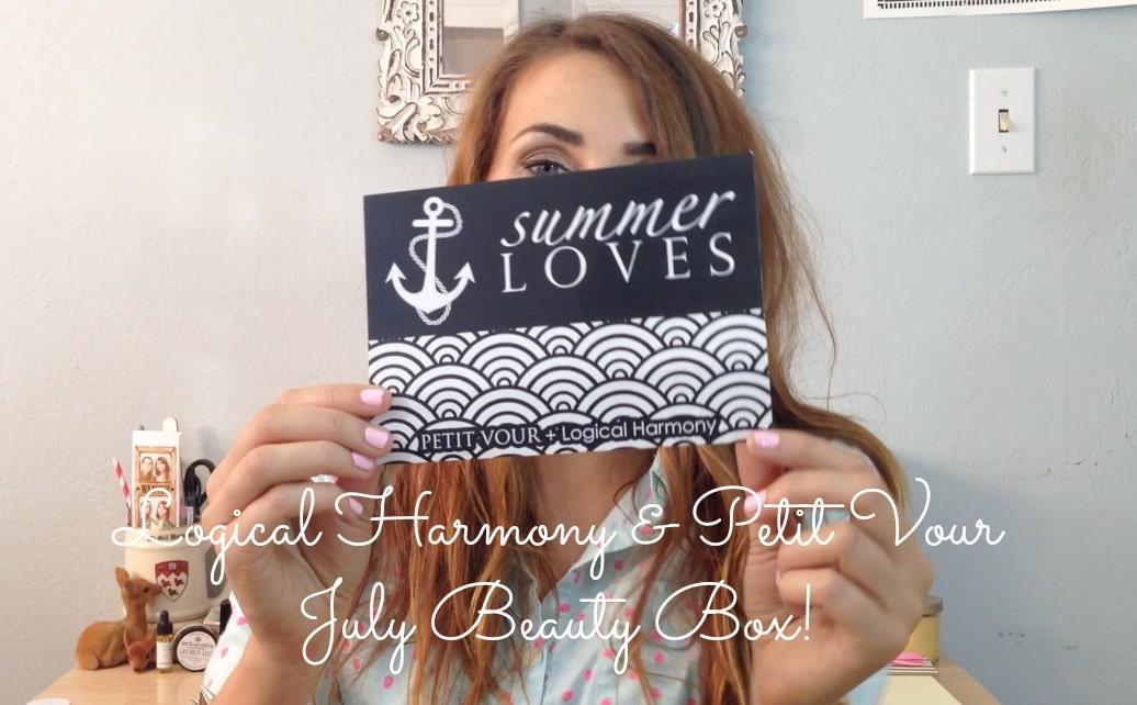 Petit Vour July Beauty Box Reveal!