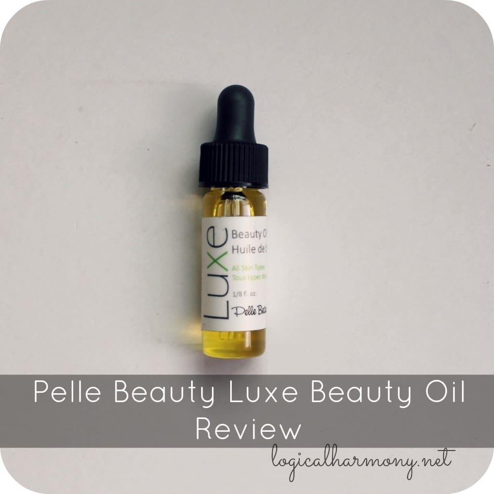 Pelle Beauty Luxe Beauty Oil Review