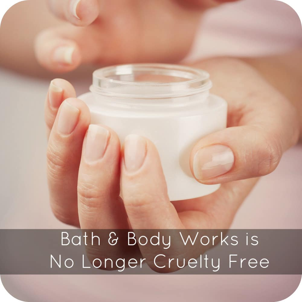 Bath & Body Works is No Longer Cruelty Free