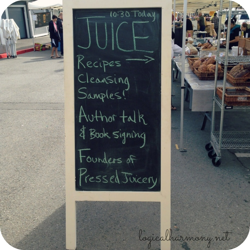 Pressed Juicery JUICE Book Launch
