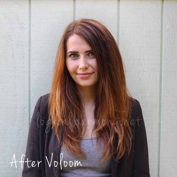 Voloom Hair Volumizing Iron Review - Logical Harmony