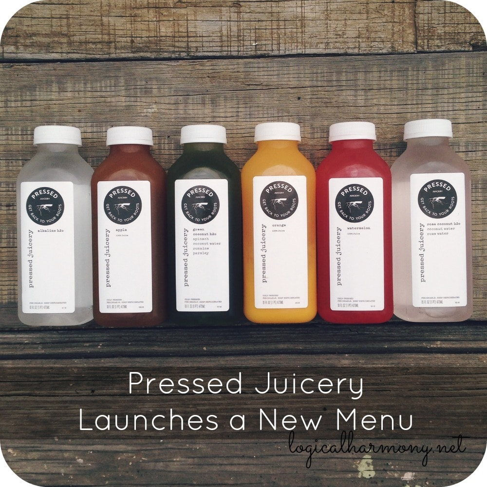 Pressed Juicery Launches a New Menu