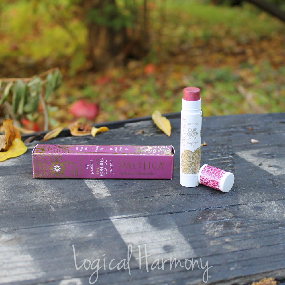 Pacifica Color Quench Natural Lip Tint in Sugared Fig