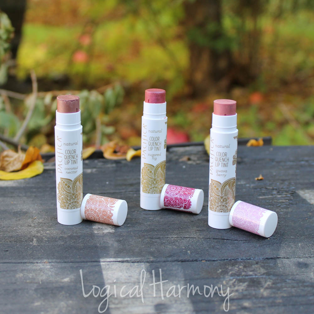 Pacifica Color Quench Natural Lip Tint Trio Review