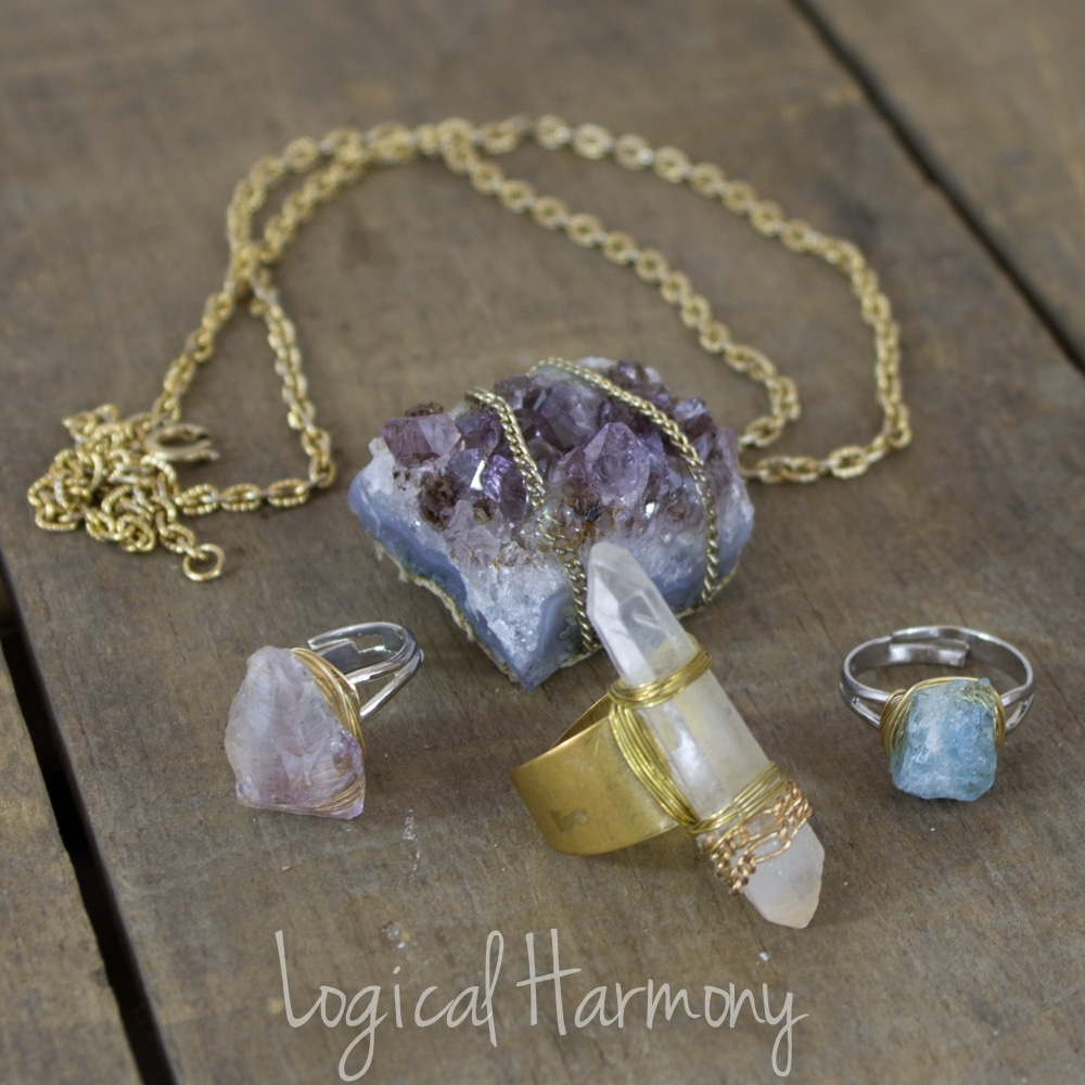 New Jewelry Line to Love - Lovely Rustic