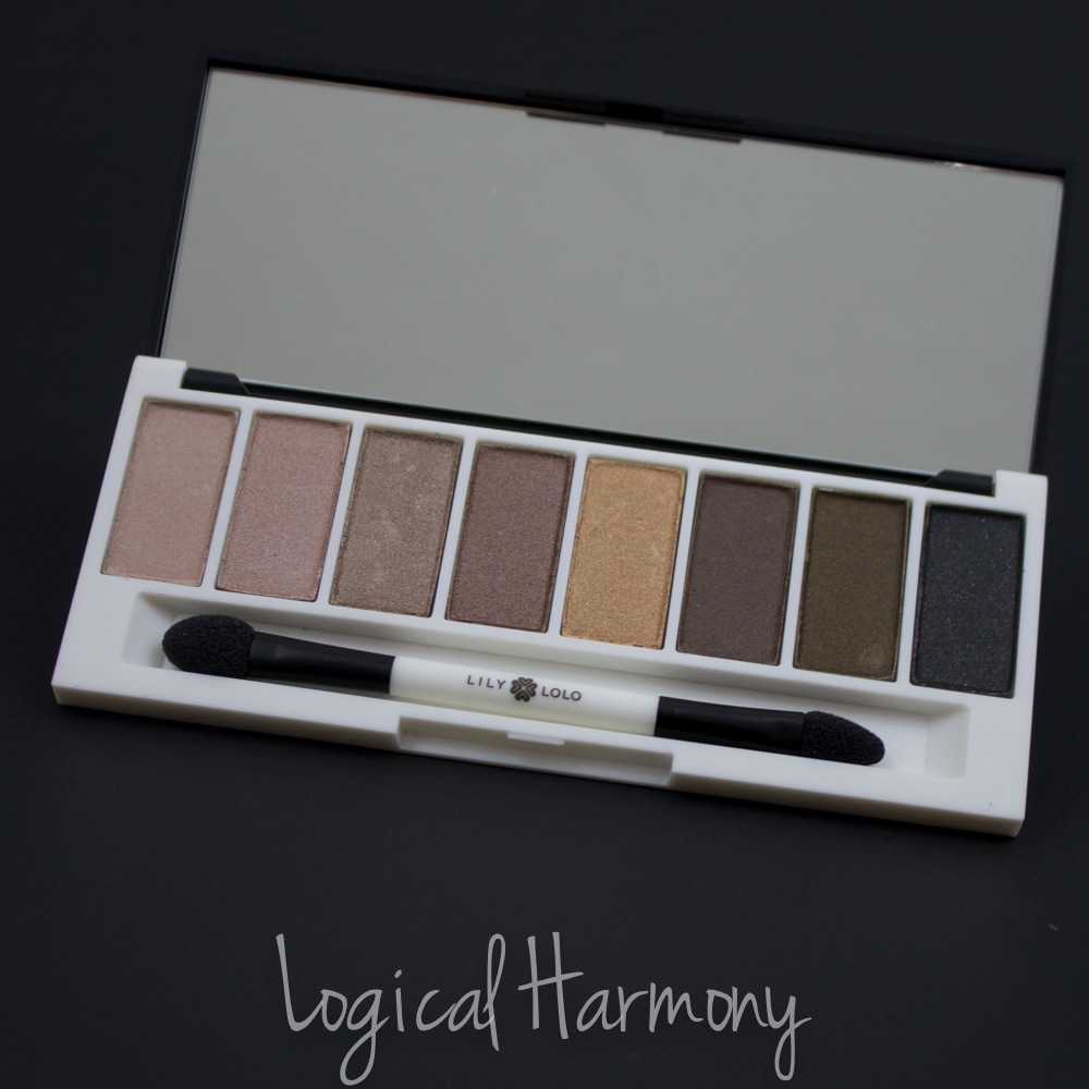 Lily Lolo Laid Bare Eye Shadow Palette Review