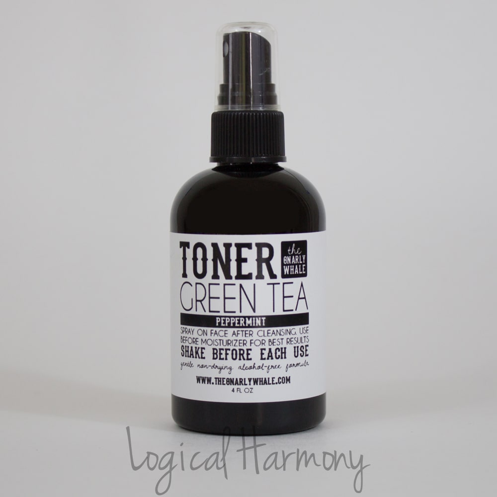 The Gnarly Whale Peppermint Green Tea Toner Review