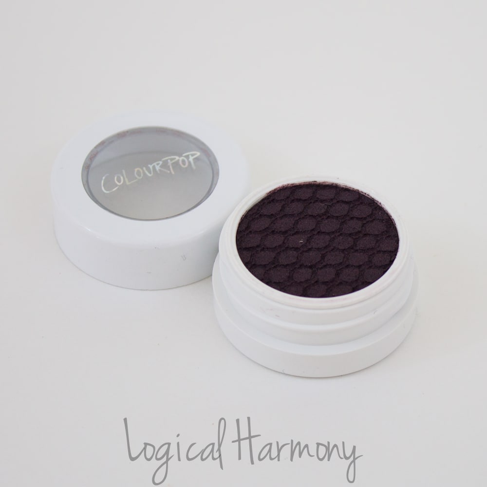 ColourPop Not a Box of Chocolates Review