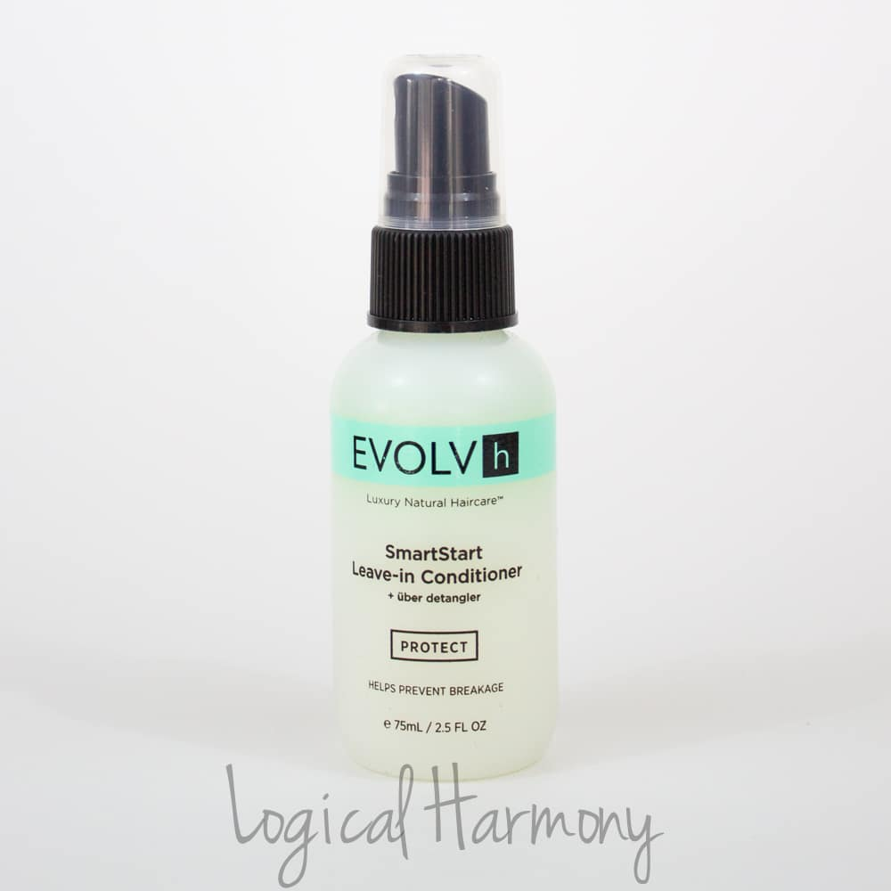 EVOLVh SmartStart Leave-in Conditioner Review