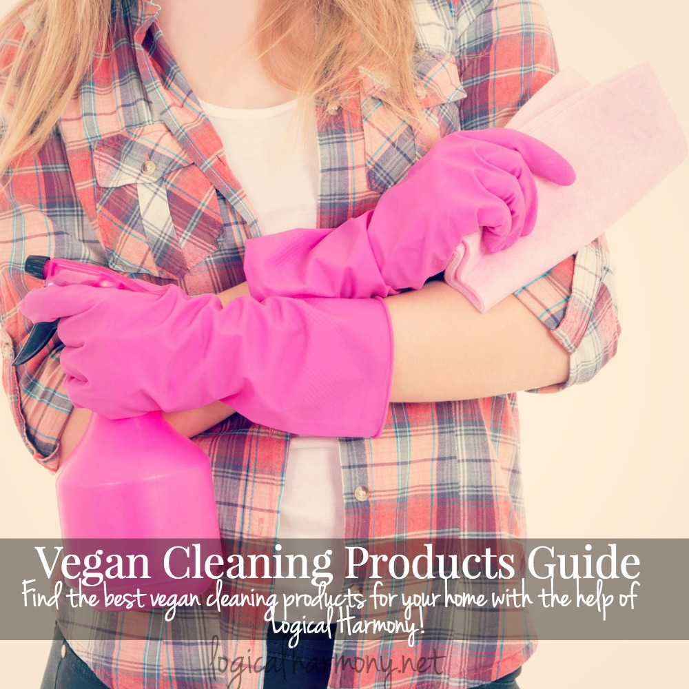 Vegan Cleaning Products Guide