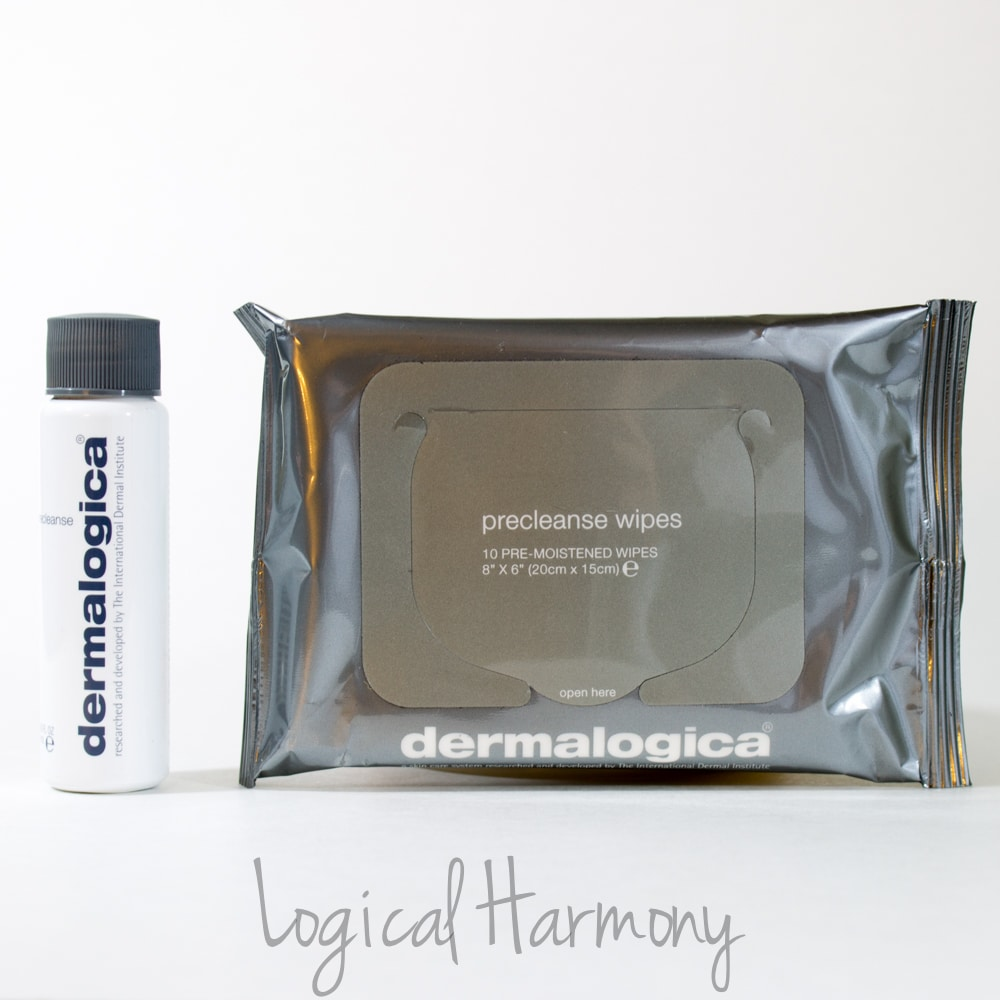 Dermalogica PreCleanse Oil and Wipes Review