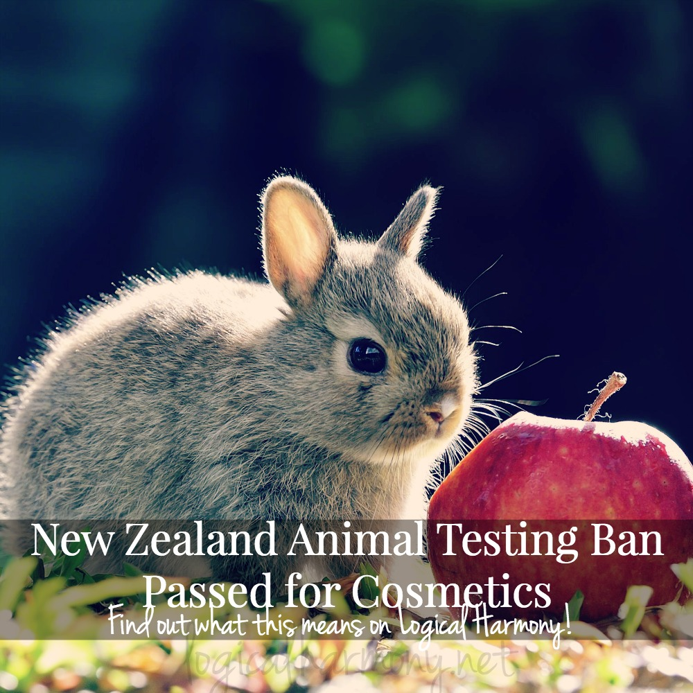 New Zealand Animal Testing Ban Passed for Cosmetics