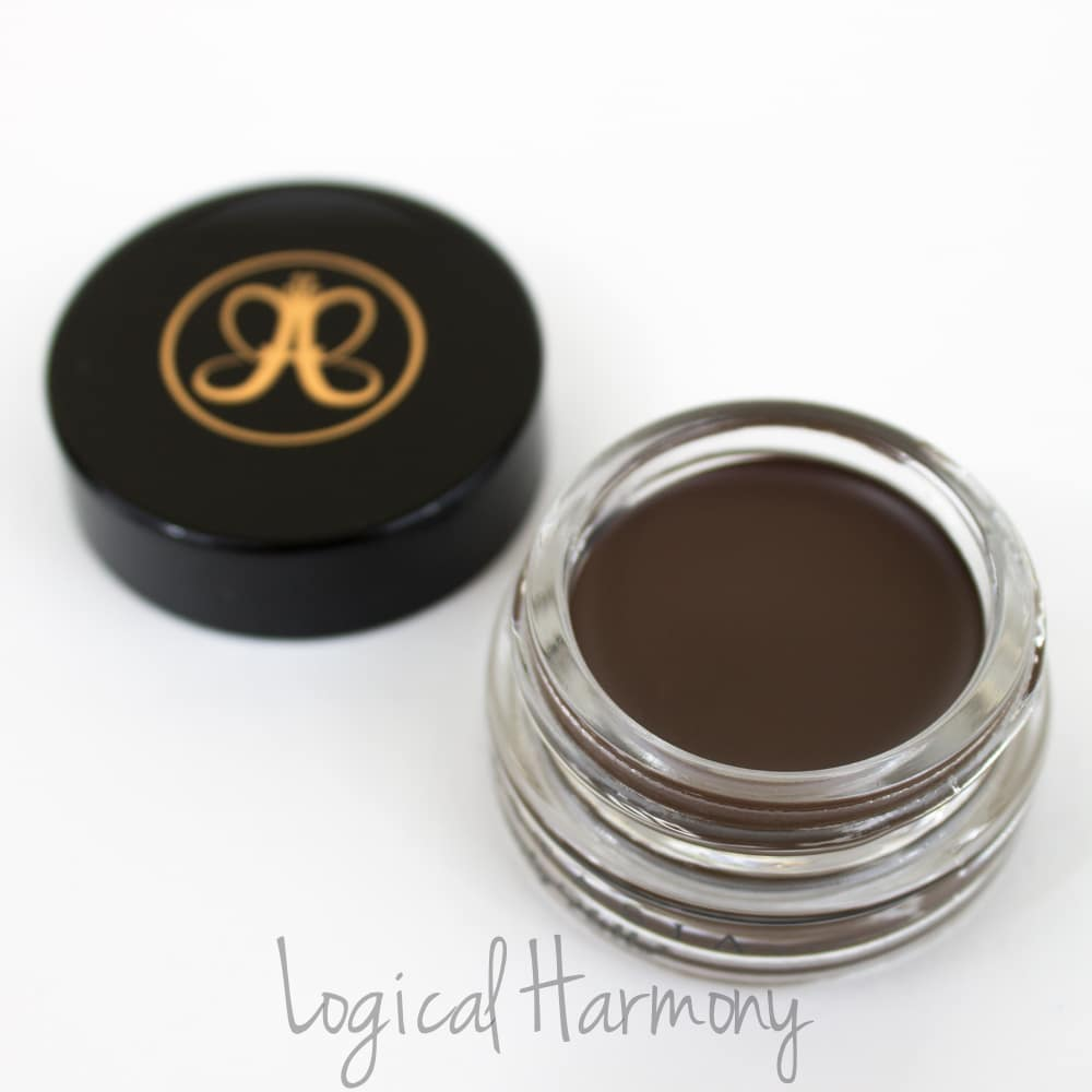 anastasia beverly hills dipbrow pomade waterproof brow anastasia dipbrow pomades photos swatches. Black Bedroom Furniture Sets. Home Design Ideas