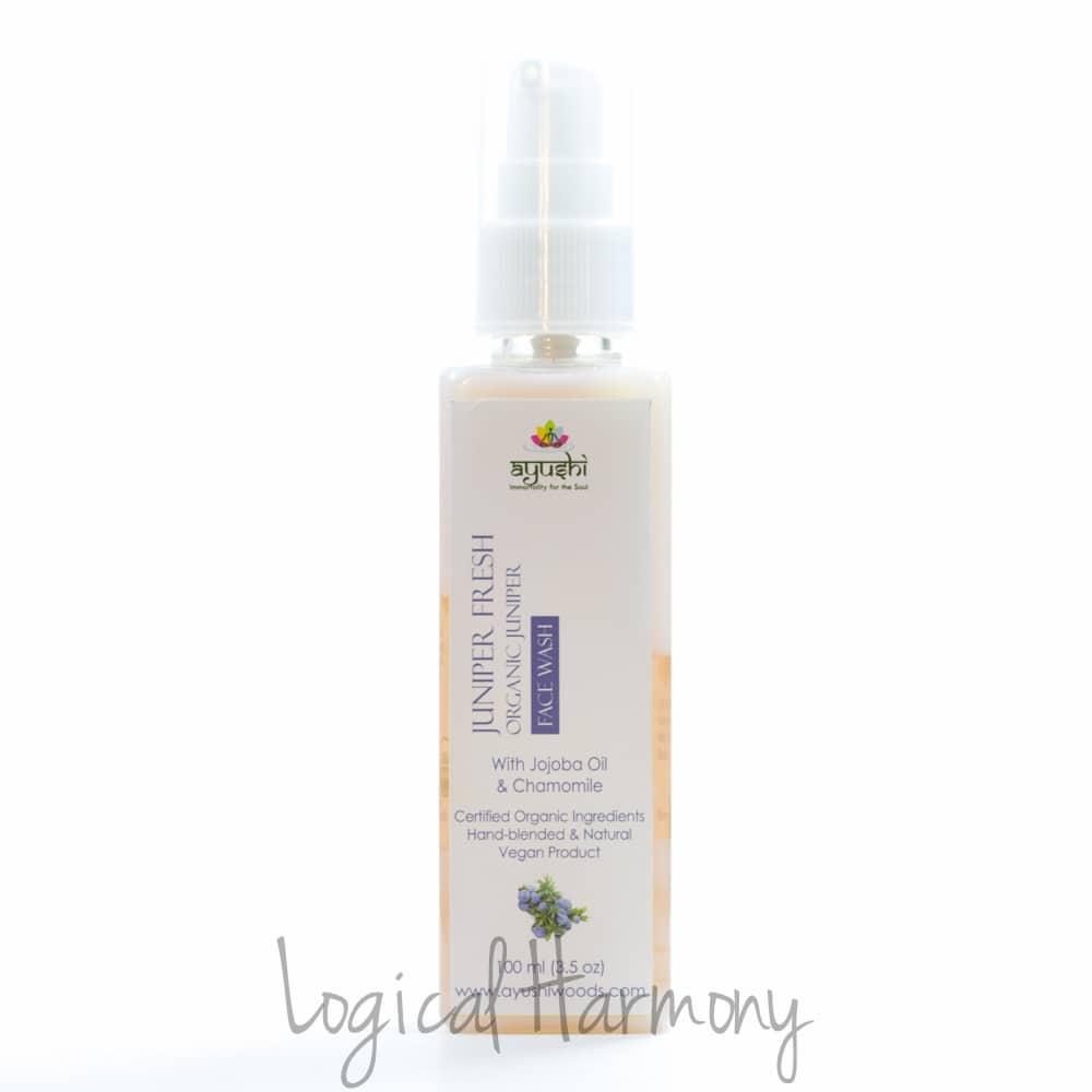 Ayushi Juniper Fresh Organic Face Wash