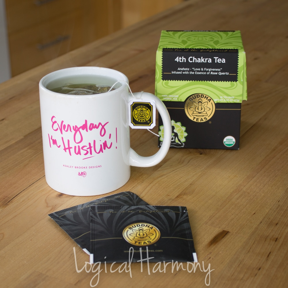 Buddha Teas 4th Heart Chakra Tea