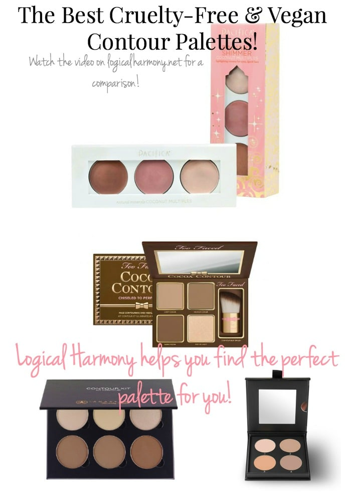 The Best Cruelty Free Contour Palettes