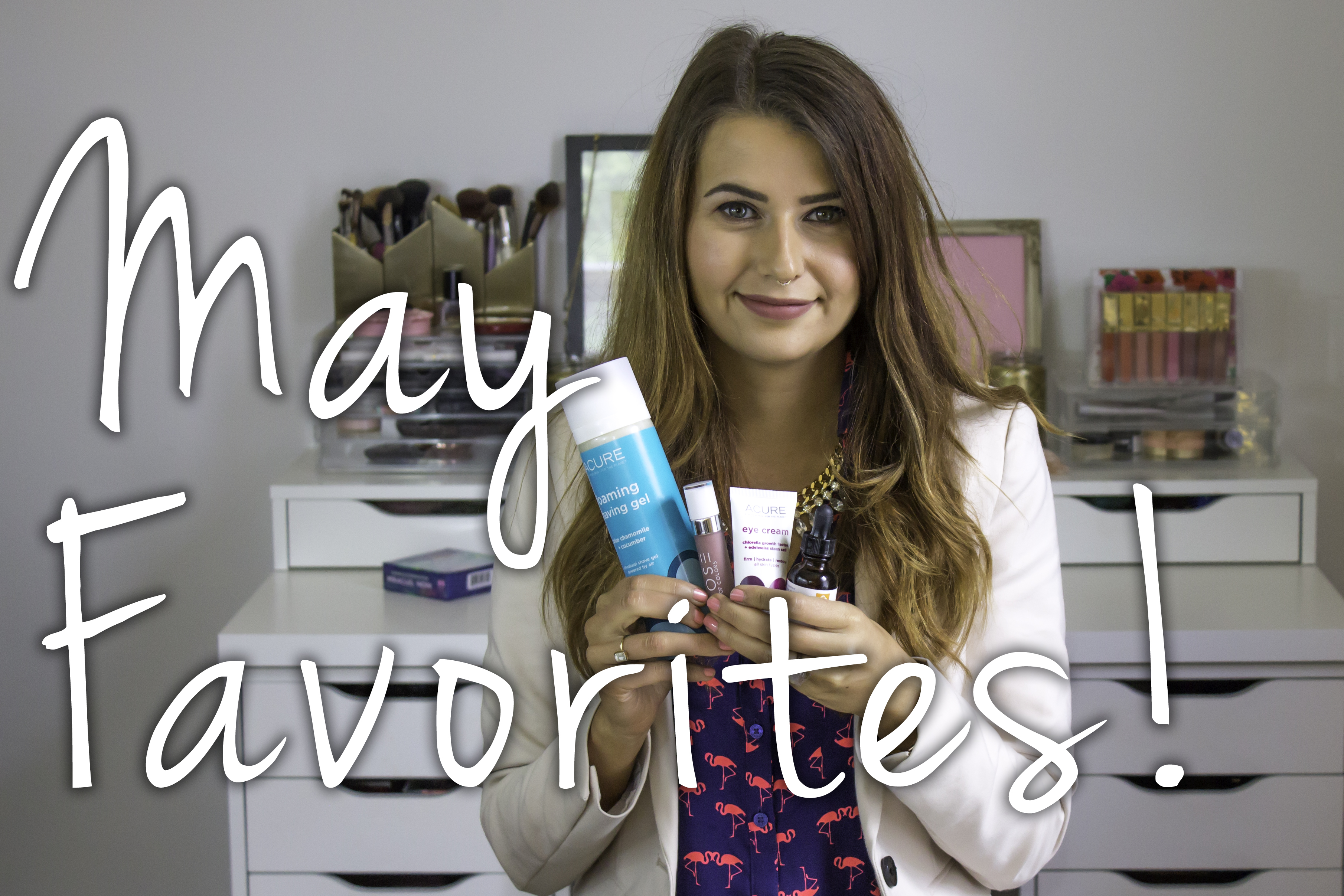 May Favorites 2015 Video